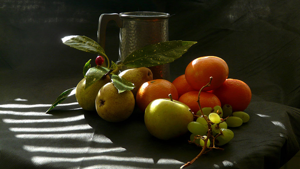 fruits still life photography -  10