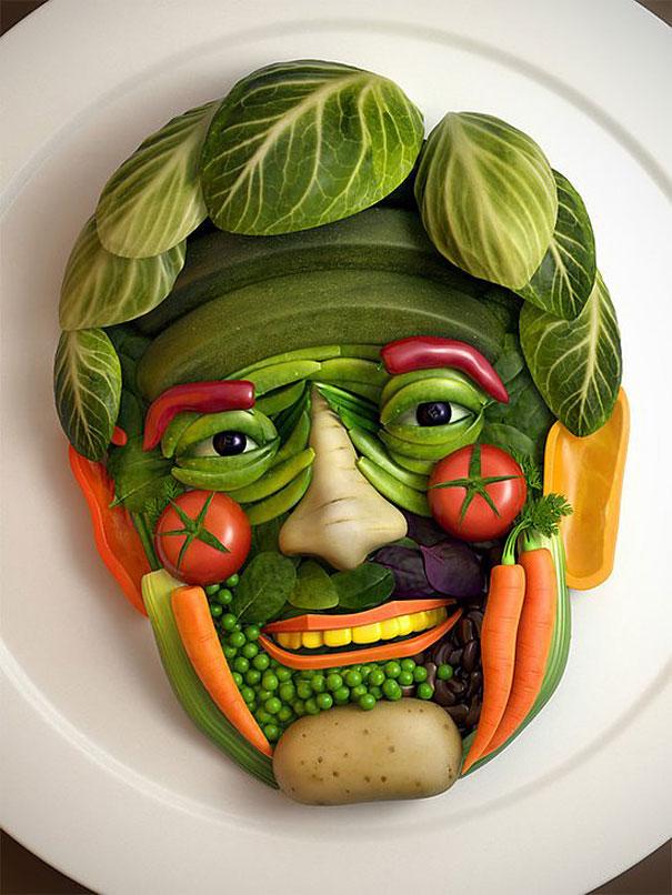 12 creative food photography