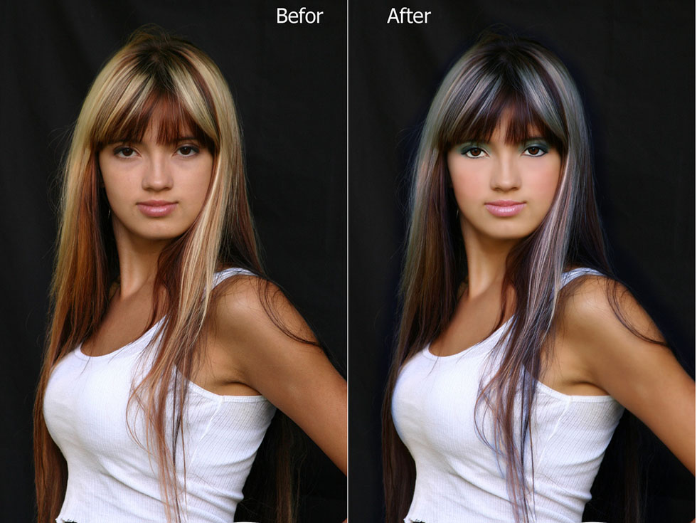 girl photo retouching -  14