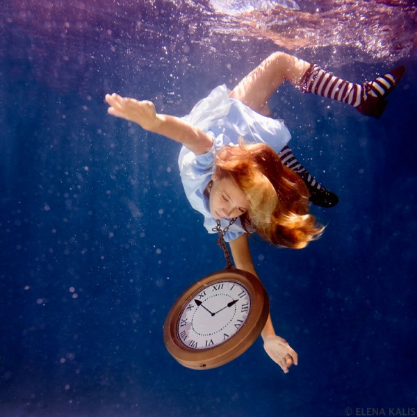 girl underwater photography -  22