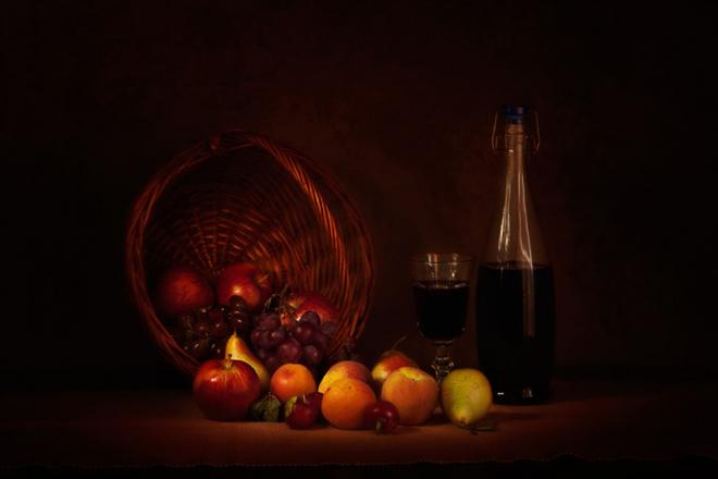 fruits still life photography -  24
