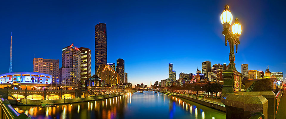 melbourne panoramic photography by yarra -  3