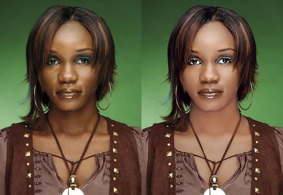 girl photo retouching -  4