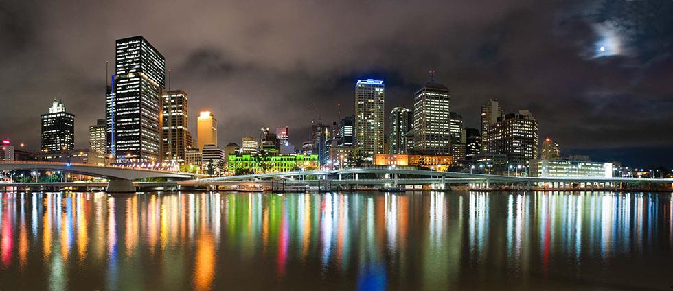 australia panoramic photography