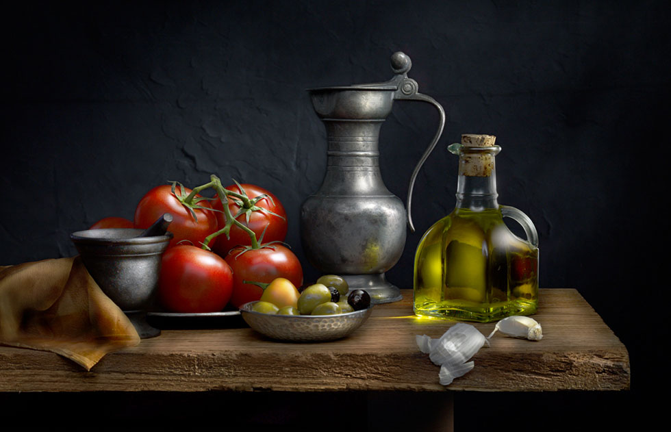 tomato still life photography by mras -  5