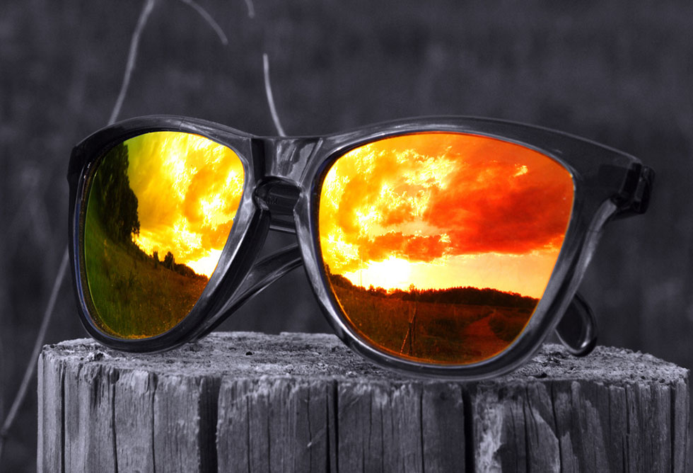 6 glass reflection photography
