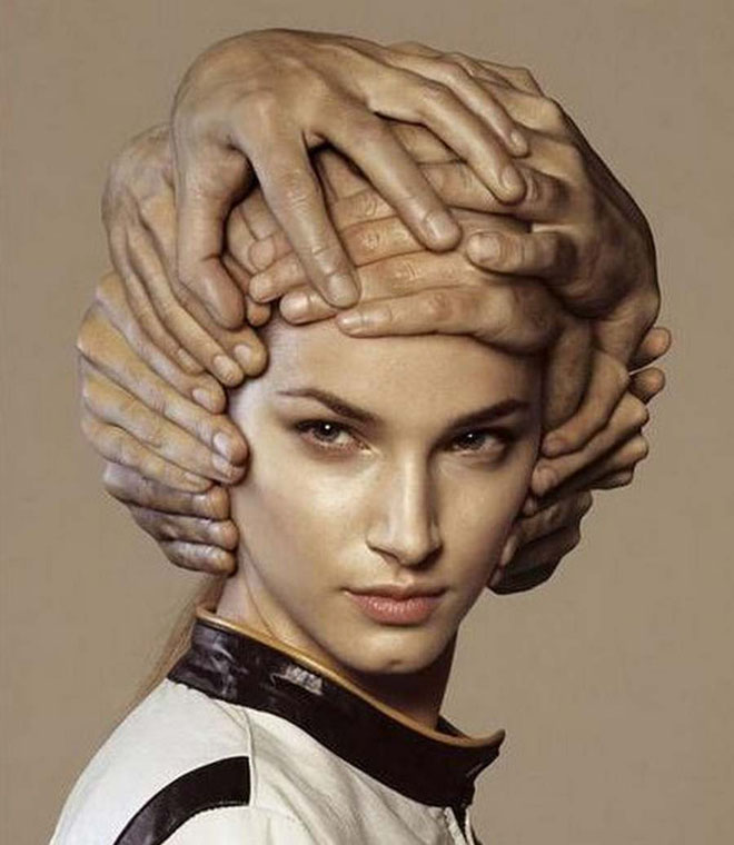 head photo manipulation -  6