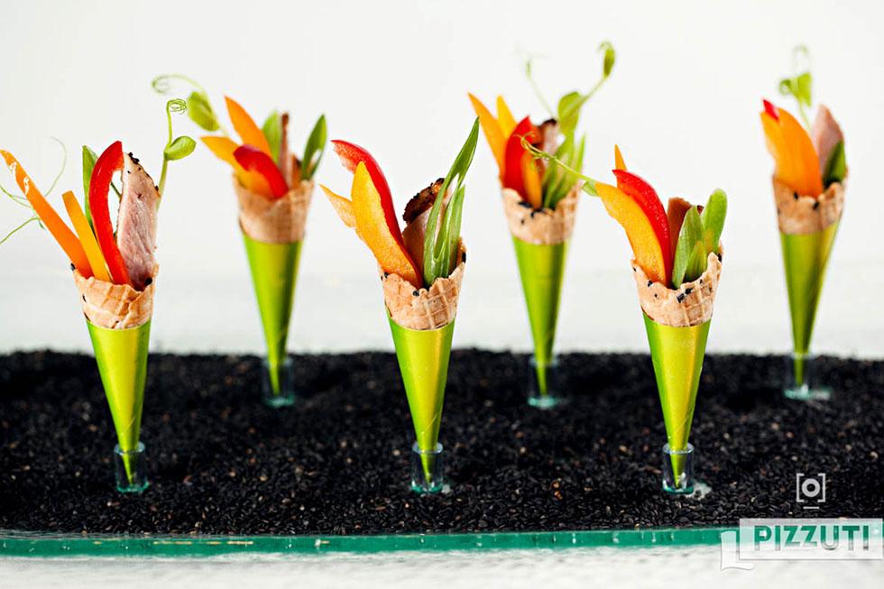 9 creative food photography