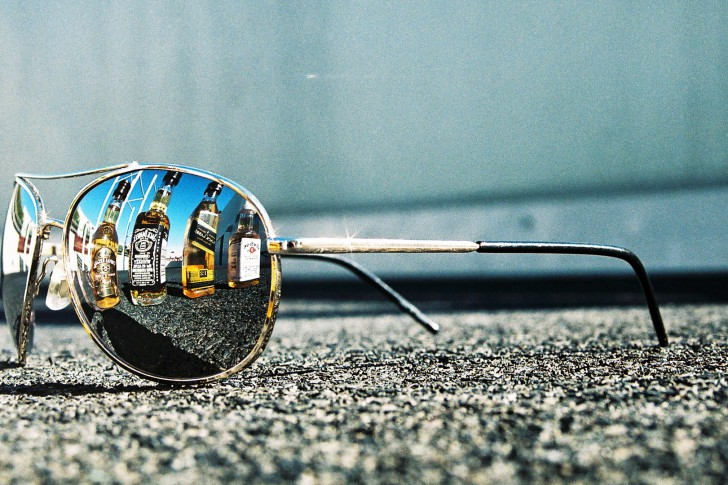 9 glass reflection photography