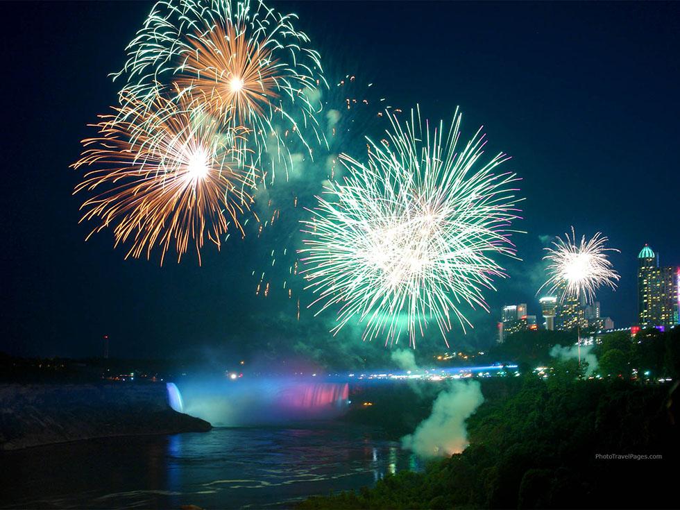 firework photography