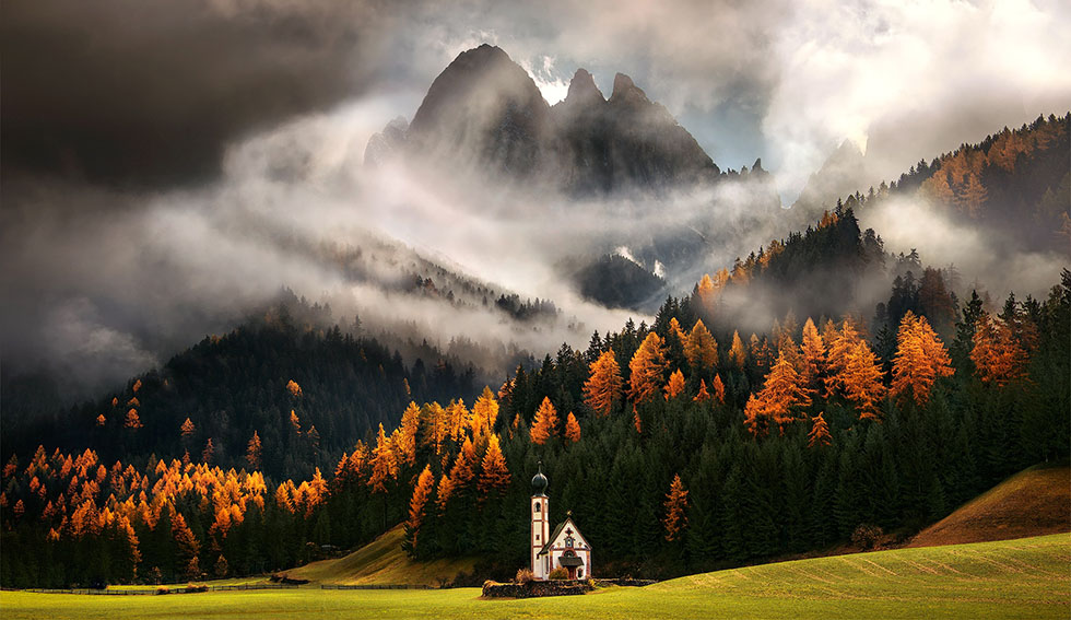 mountain photographyby andy goodwin