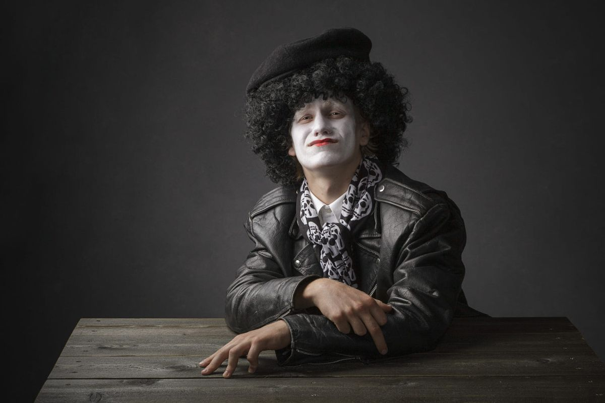 portrait photography clown by regina pagles_0