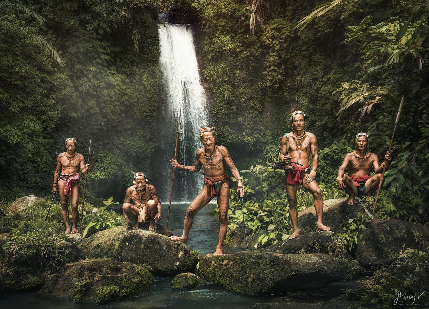 travel photography forest keepers by jkboy jatenipat
