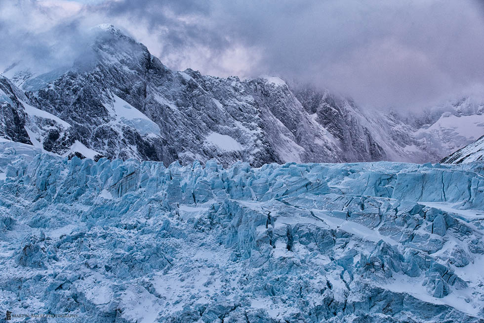 icebergs photography martin