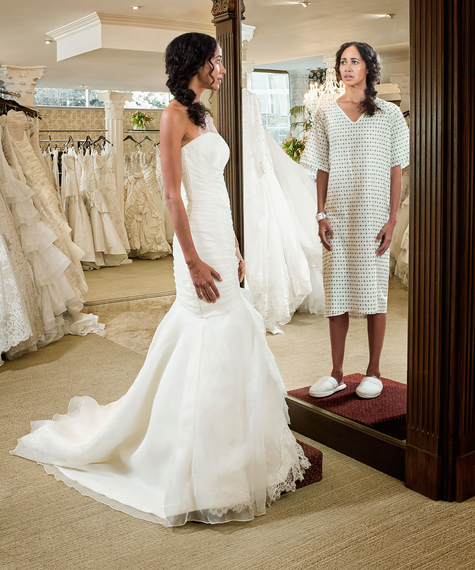 lifestyle photography reflections wedding by tom hussey
