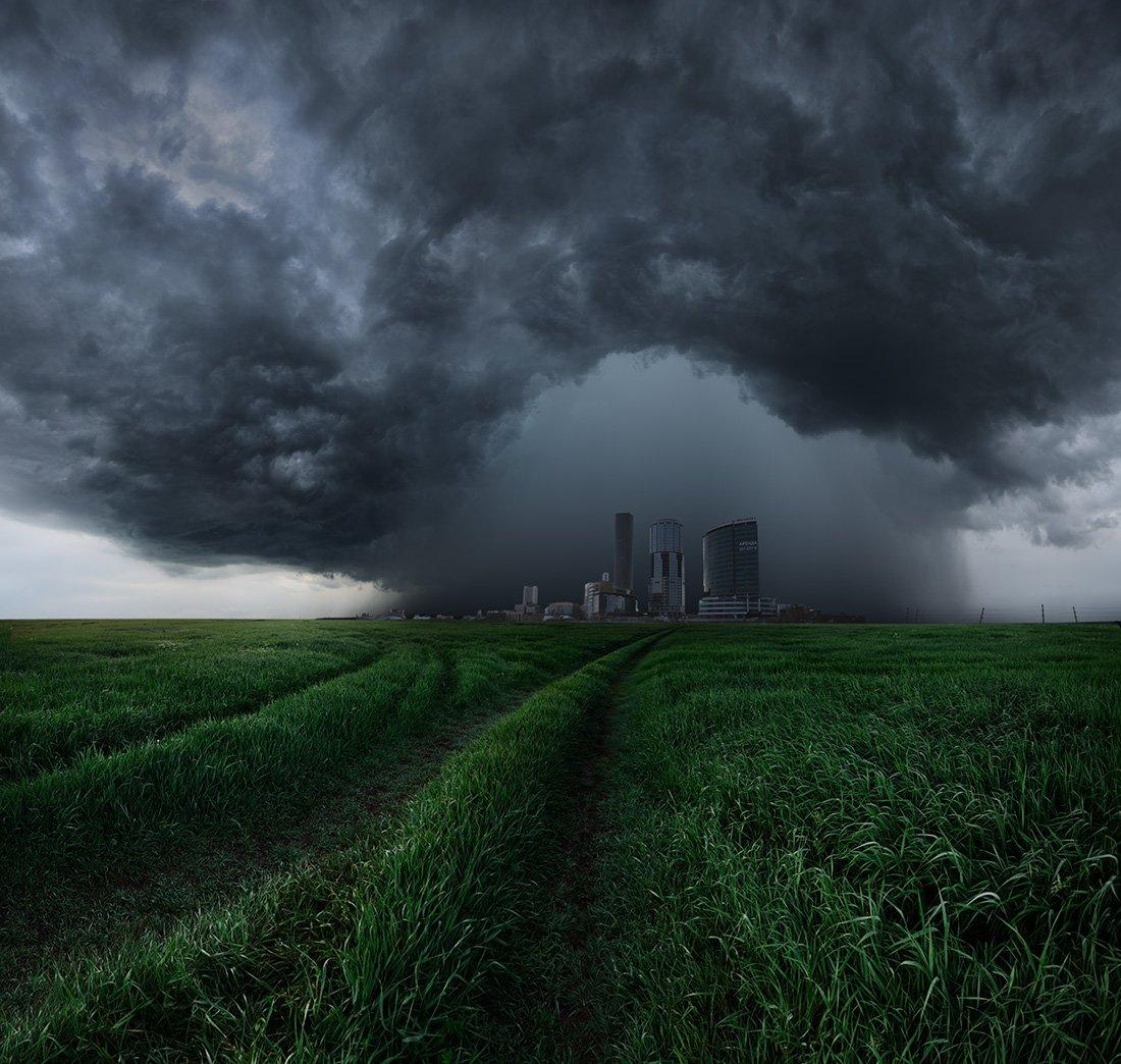 10 photography landscape thunderstorm by denis bodrov