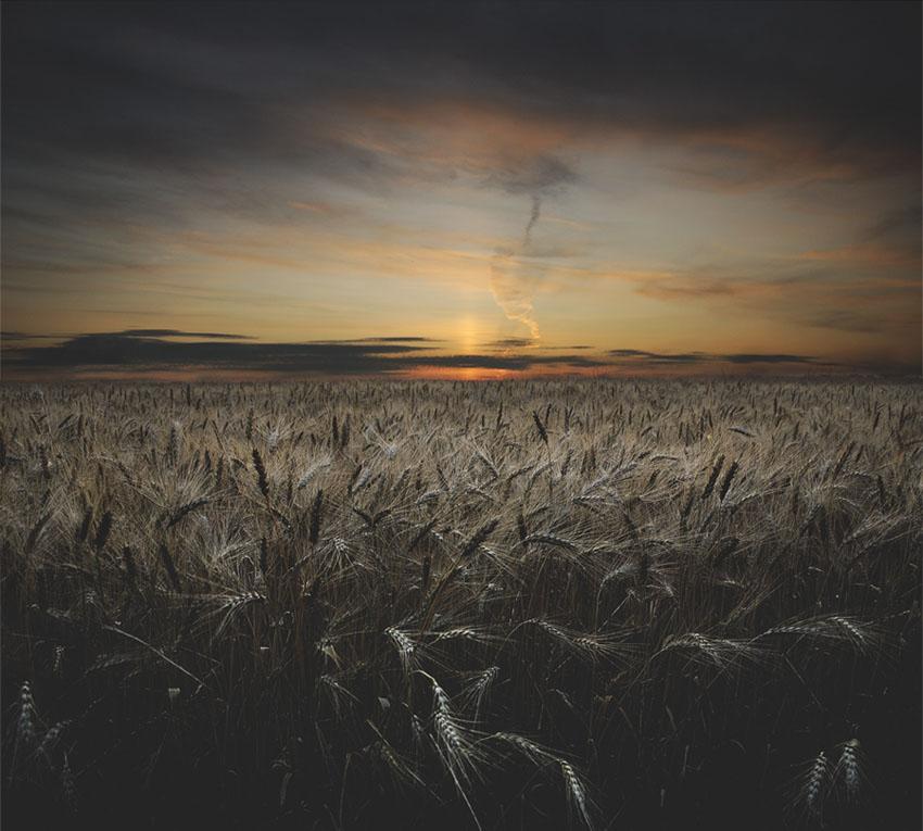 photography landscape sunrise by denis bodrov