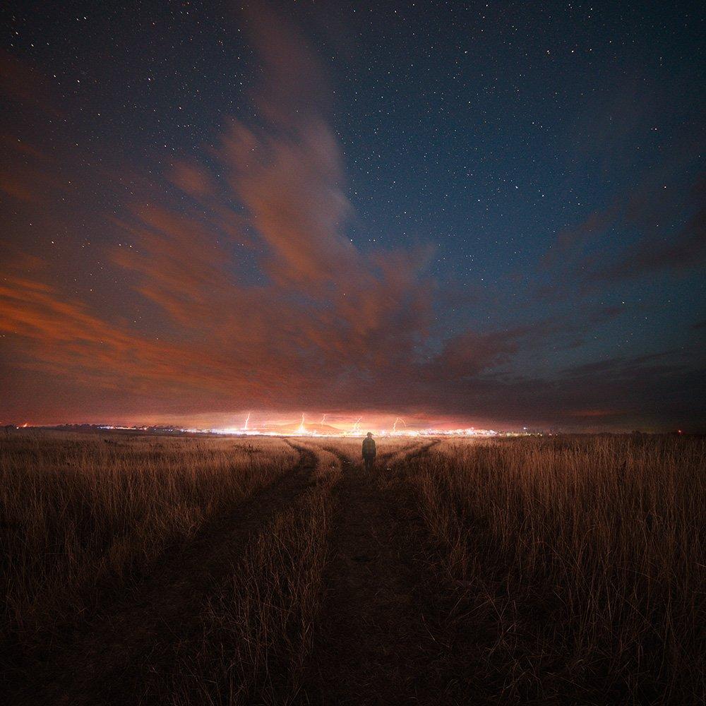 5 photography landscape distant lightning by denis bodrov
