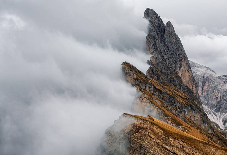 misty mountain landscape photography by lukas furlan