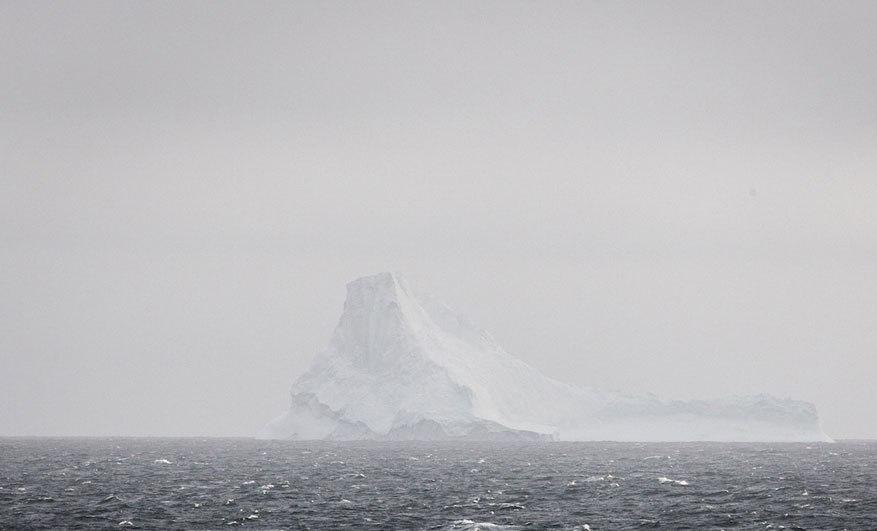 antarctica iceberg photography by alex cornell