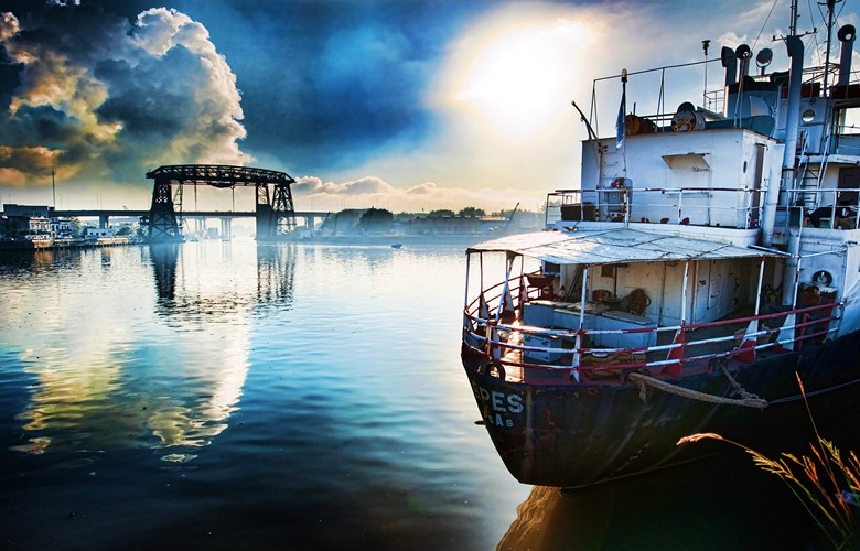 boats photograph by trey ratcliff