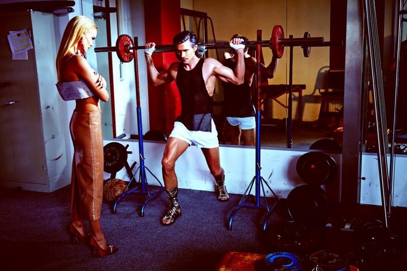 gym fashion photography sebastian lang