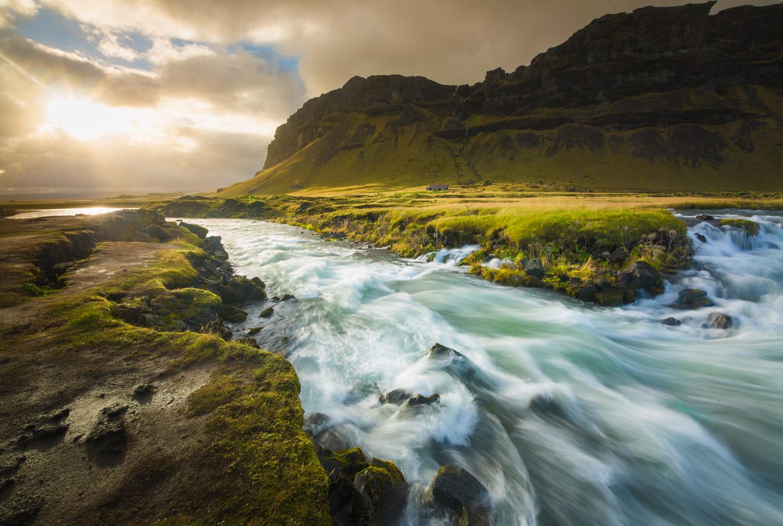 travel photography mountan river landscape by dave brosha