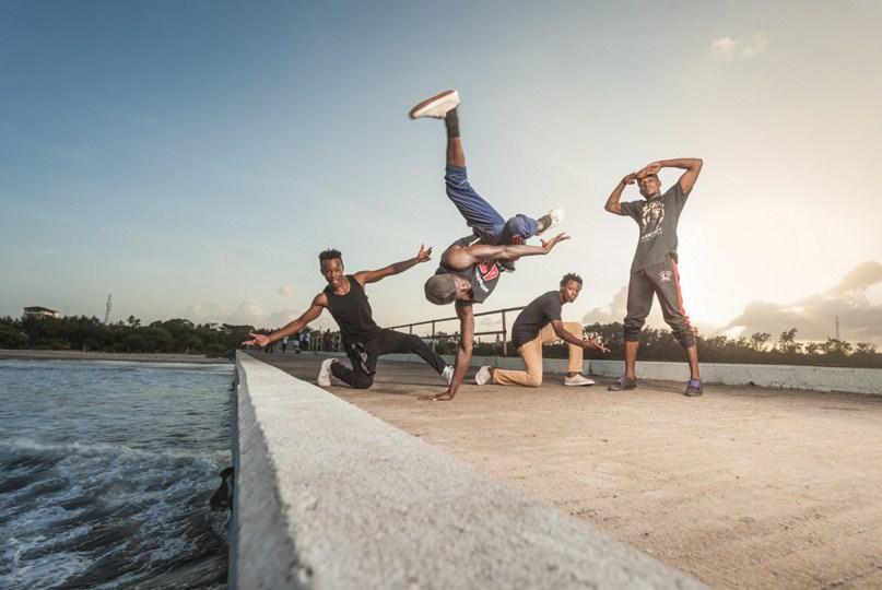 dance crew photograhy by osborne macharia