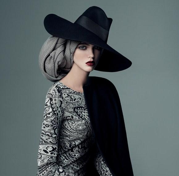 fashion photography by andrey yakovlev lili aleeva