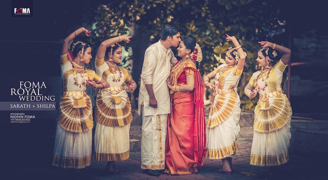 14 wedding photography traditional dance bride groom by nidhin foma