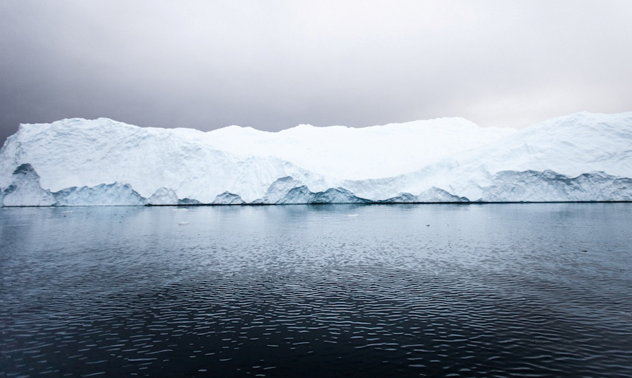 antarctica fliping ice photography by alex cornell