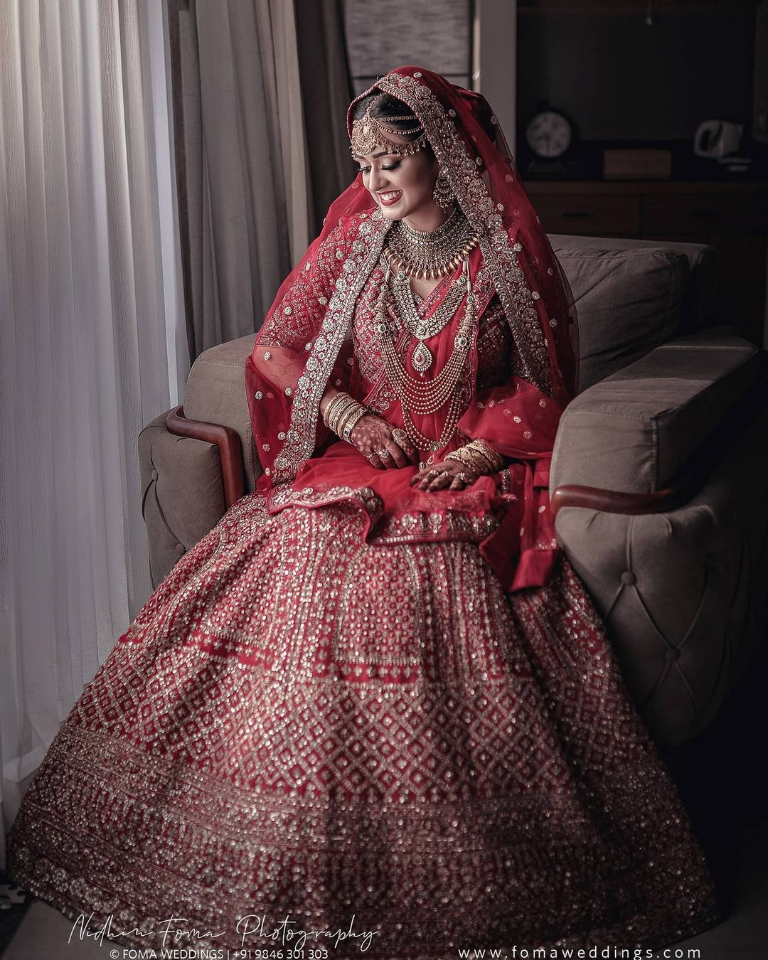 15 wedding photography royal shy bride by nidhin foma