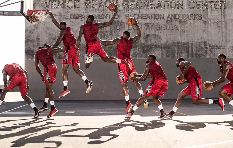 basketball portrait photography by tim tadder