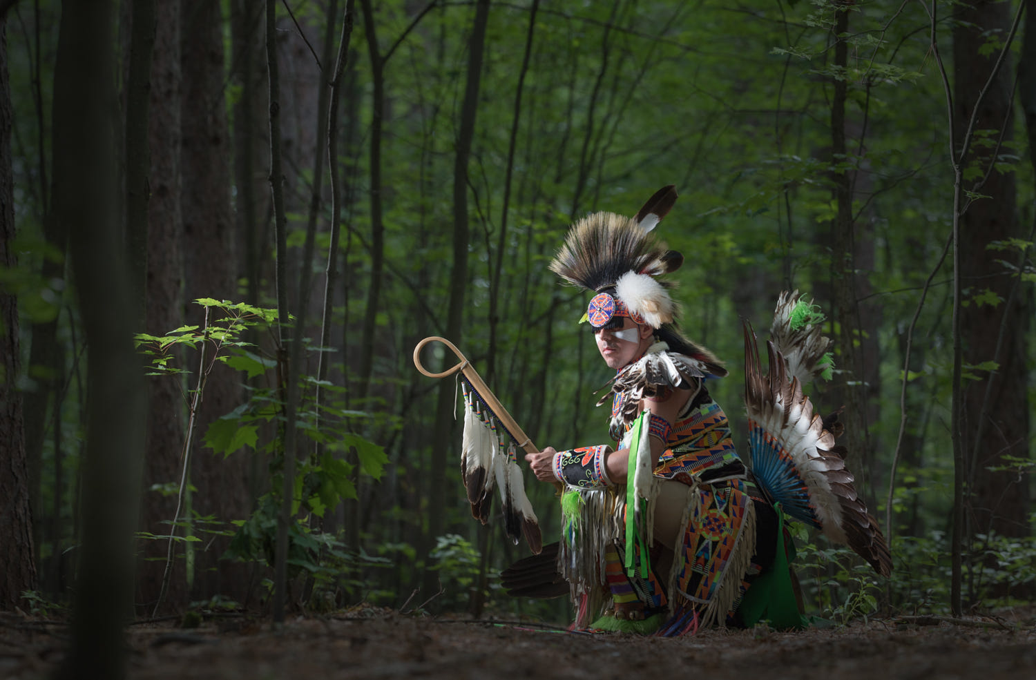 16 travel photography tribal forest by dave brosha