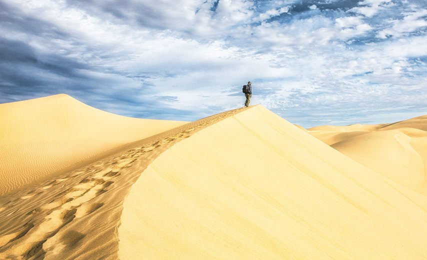 sand dunes photography by austin trigg