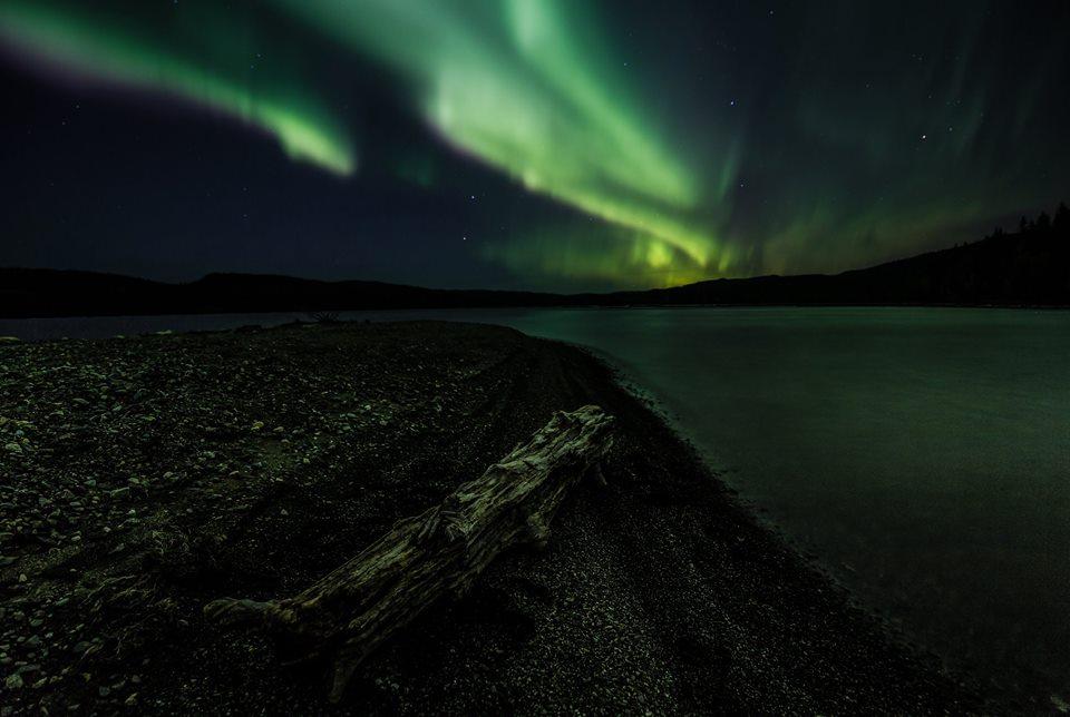 aurora nauture photography by terje nilssen
