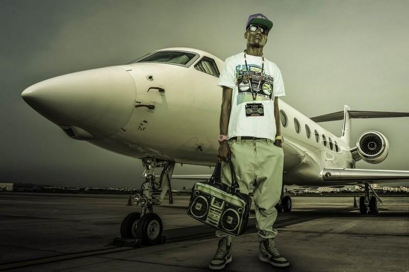 jet plane photograhy by osborne macharia