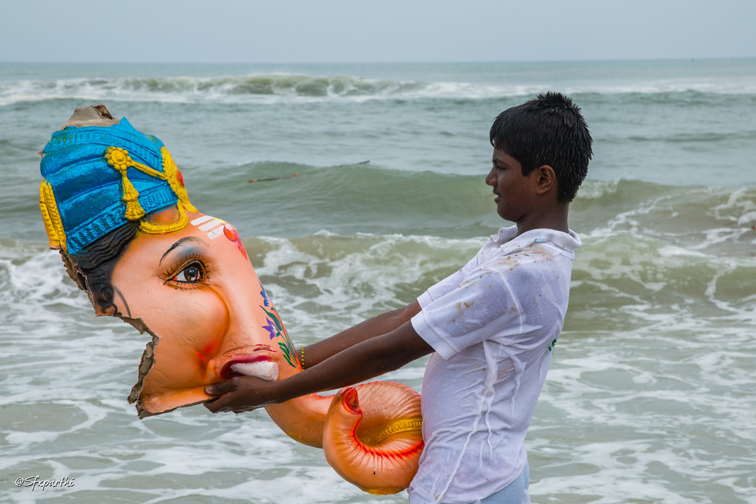 lifestyle photography ganesha kid by sfx parthi