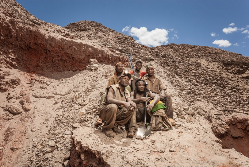 miners photograhy by osborne macharia