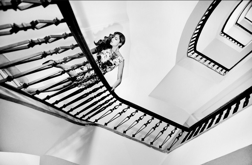 fashion photography woman by andreas stavrinides