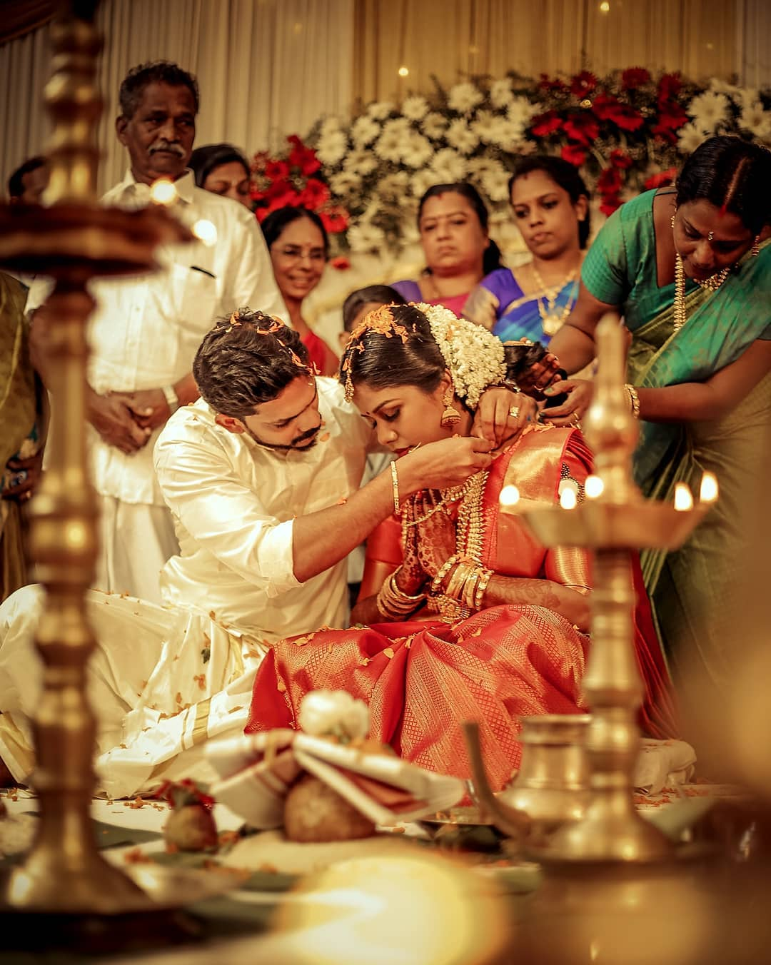 wedding photography candid moment by nidhin foma