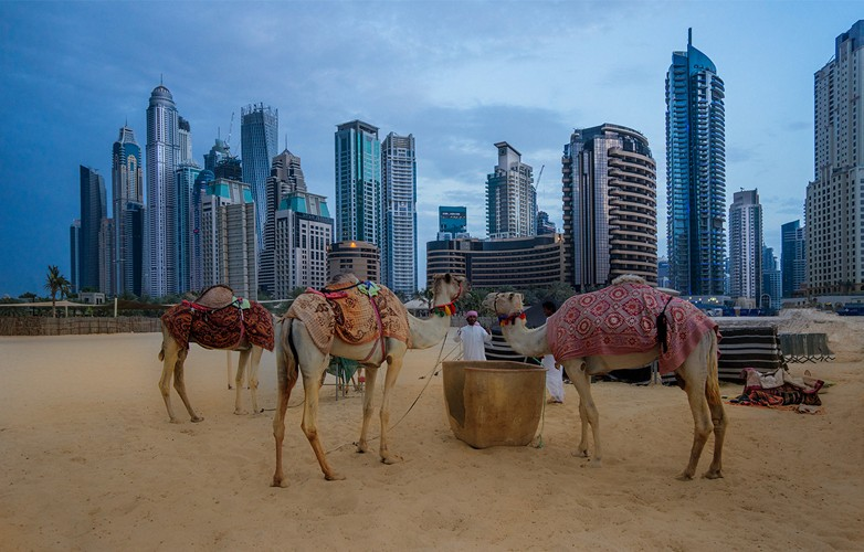 3 cameltown photograph by trey ratcliff