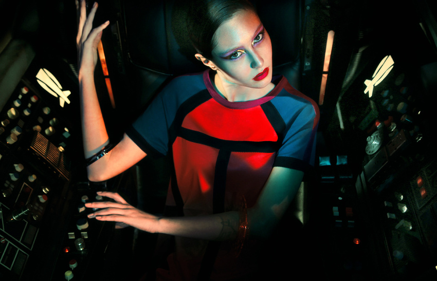 fashion photography space by andreas stavrinides