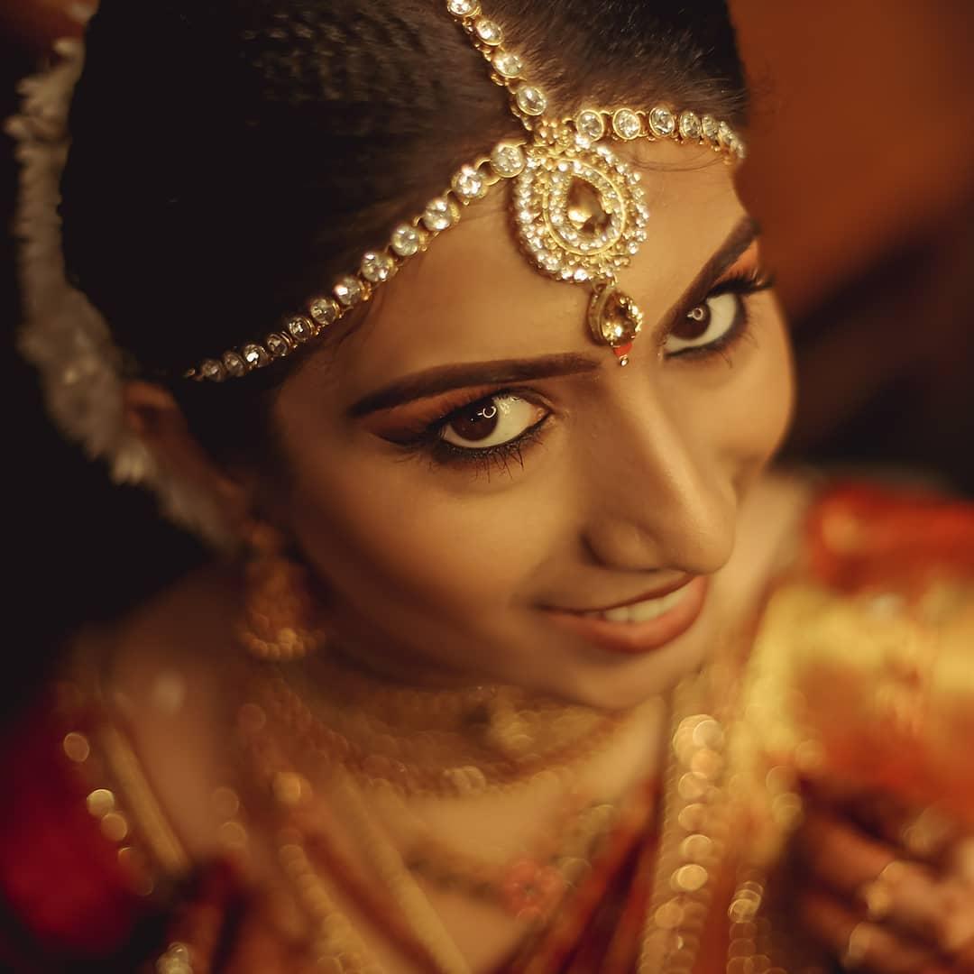 wedding photography stylish bride by nidhin foma
