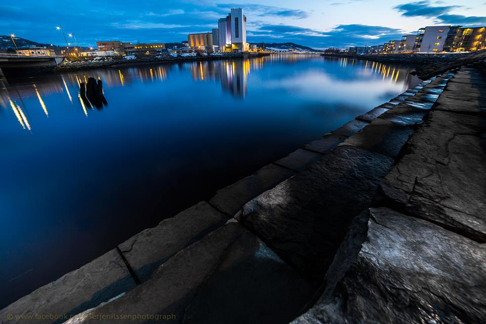blue sky nauture photography by terje nilssen
