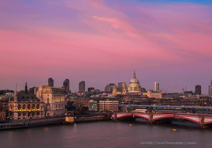 landscape photography london city by jonathan reid