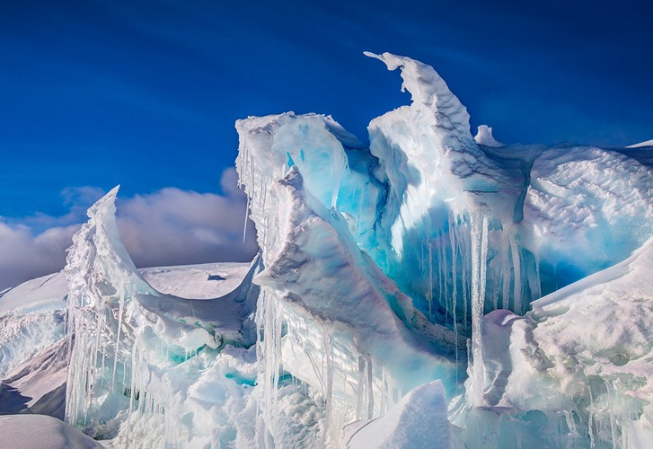 pressure slide crystals photograph by trey ratcliff
