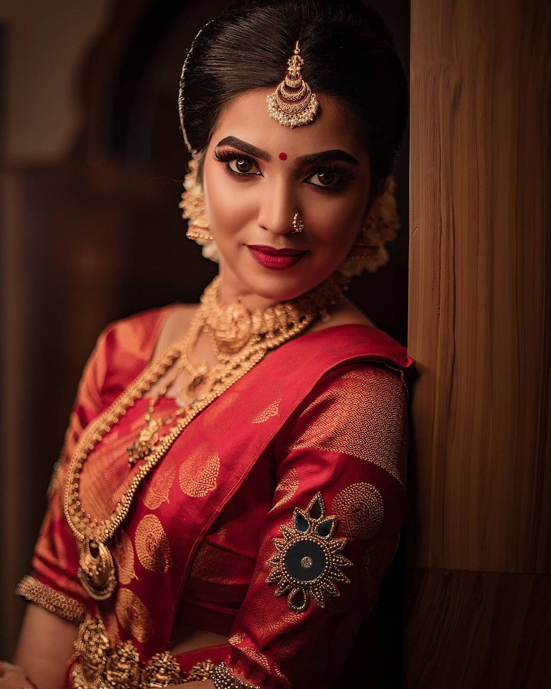 wedding photography royal bride by nidhin foma
