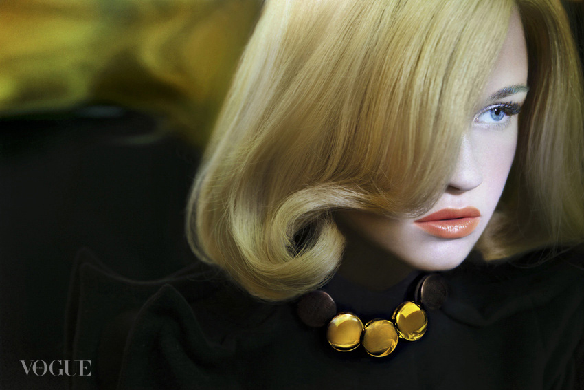 fashion photography blonde by andreas stavrinides