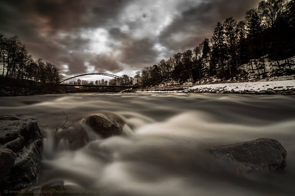 fortune river nauture photography by terje nilssen